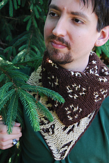 Flipping for Pine Cones Knitting Pattern