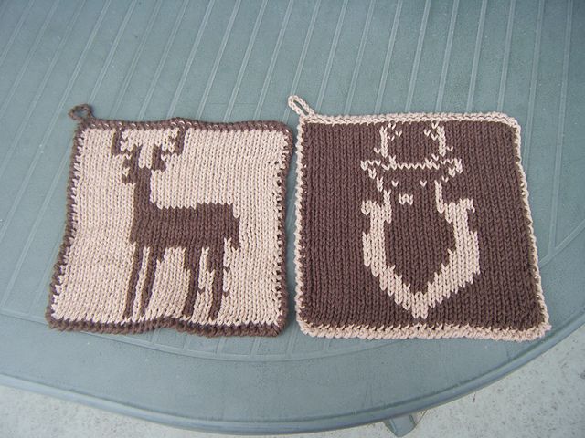 Off the Hook Astronomy: Double-knit Potholders: Now Officially a ...
