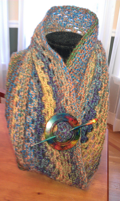 New Crochet : The New Crochet Cowl Scarves: A New Year, A New Crochet Cowl Free ...