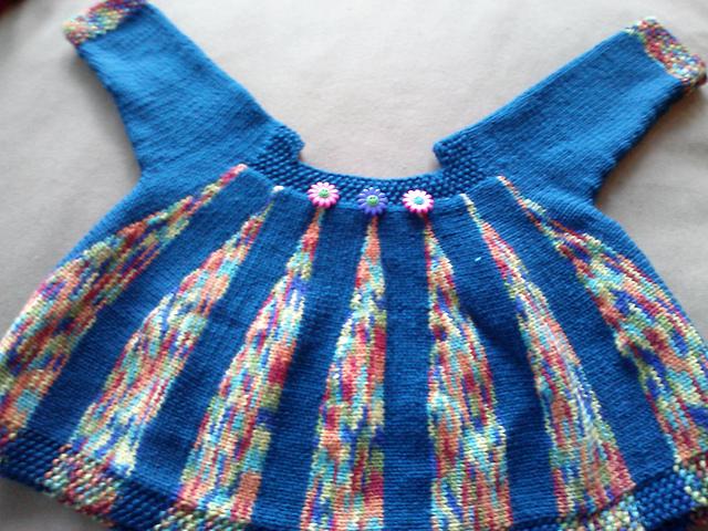 """针织:""""曼蒂的小礼服"""" - maomao - 我随心动"""