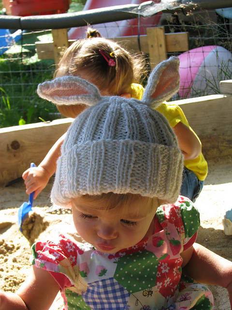Bunny Hat *Free Pattern*