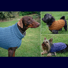 Dandy Dog Sweaters (FT211) PDF