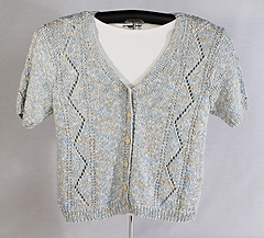 Savanna Lace Cardigan PDF