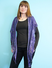 Lily Pond Shawl PDF