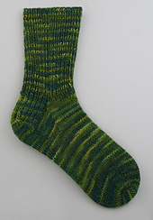 Luck of the Irish Sock PDF