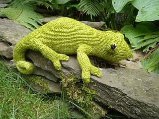 Chameleon Leon