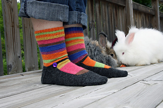 Shoes plus socks equals True Ravelry Frida Åberg