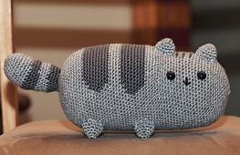 Ravelry: Pusheen the cat pattern by EmmasAnimalCreations