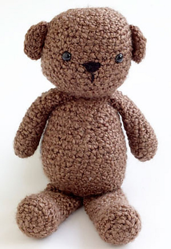 Buddy Bear by Lion Brand Yarn