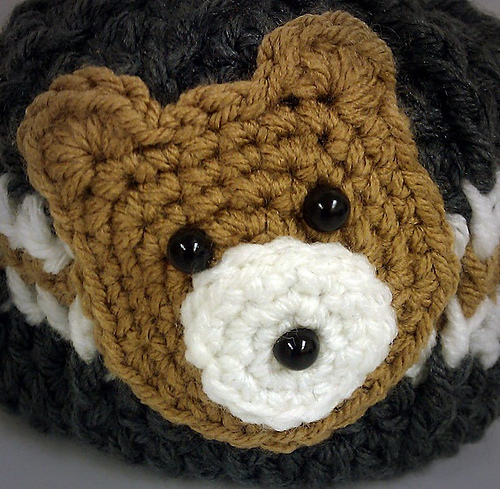 Free Crochet Pattern Bear Scarf : free crochet animal scarf patterns Car Tuning