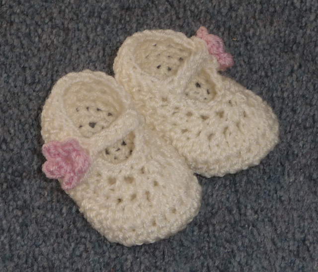 Baby Crochet : Free Crochet Baby Booties Patterns