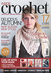 Inside Crochet, Issue 33
