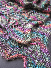 Feather Soft Scarf PDF