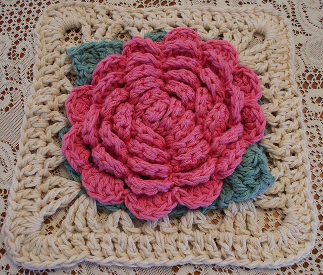 AFGHAN CROCHET PATTERN PINEAPPLE – Crochet Patterns