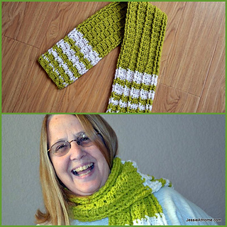 Raised-stripes-scarf-free-crochet-pattern_small2