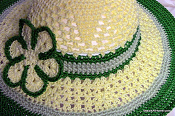 Princess Buttercup Crochet Sundress - Simplicity.com