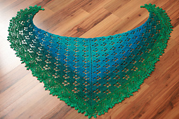 Ravelry Butterfly Stitch Prayer Shawl Pattern By Njsharon