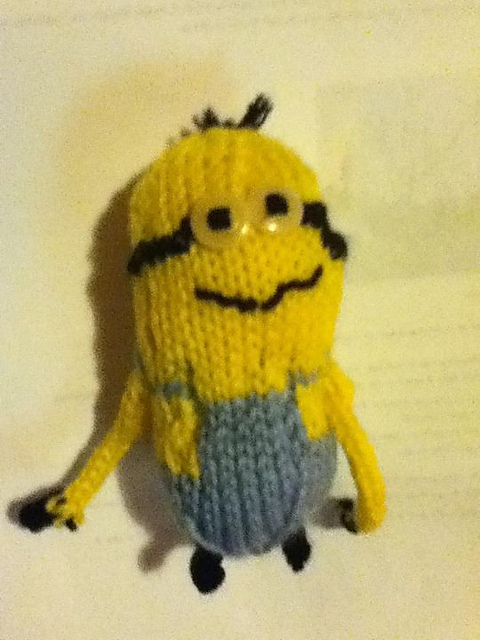 Jenny's Minion