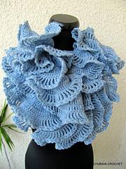 Diamond Crochet: Basket Weave Scarf Pattern