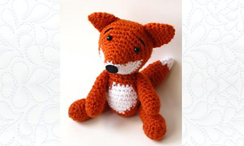 Fox Amigurumi Ravelry : Ravelry: Red Fox pattern by Eve Leder