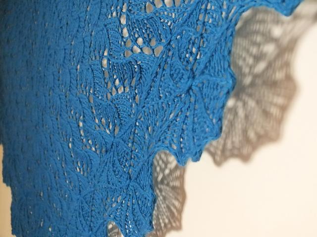 Mavi şal
