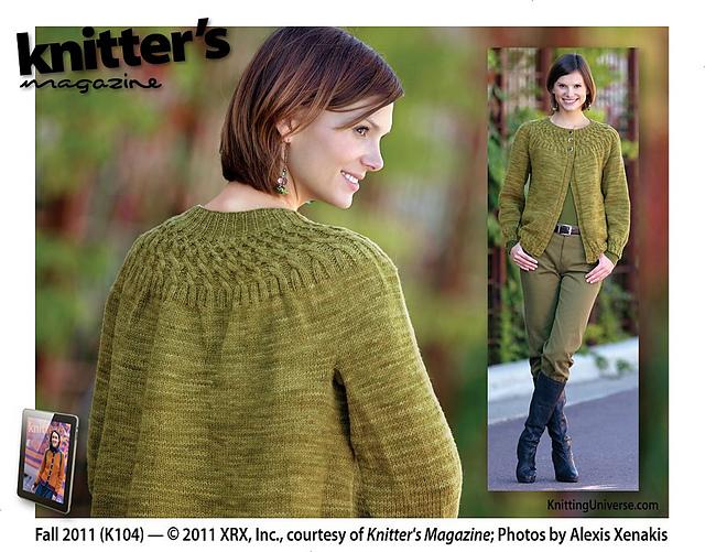 Knitting At Large October 2011