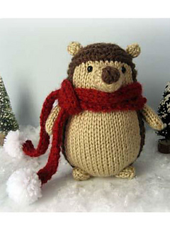 Hedgehog Toy Knitting Pattern : Ravelry: Hedgehog pattern by Amy Gaines
