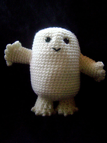 Free Knitting Patterns For Toys And Dolls : Crochet The Newbie