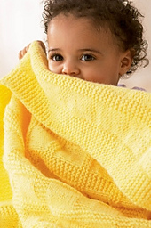 Knitting Pattern For You Are My Sunshine Blanket : Ravelry: Sunny Baby Blanket pattern by Lucie Sinkler