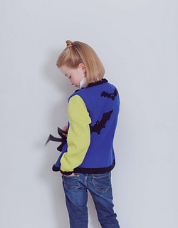 Lucia_cardigan_cobalt_and_lime_back_view_small2