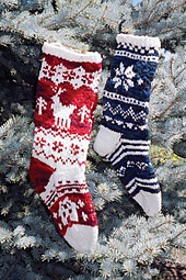 Christmas Stockings PDF