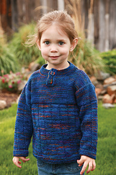 Back to Basics Kid's Pullover PDF