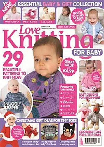 Knitting For Babies Magazine : Ravelry love knitting for baby october november