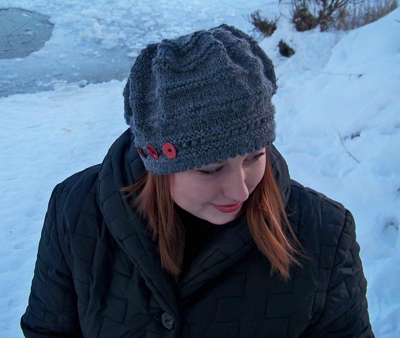 58 размер шапка вязать