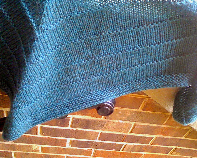 Knit Picky Blog: Free Pattern Friday: Boneyard Shawl