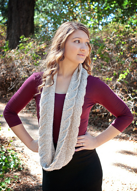 Forest Park Cowl