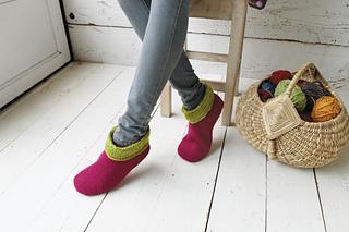 Knitting Pattern For Slippers That Look Like Sneakers : October 2013 Fairmount Fibers, LTD.