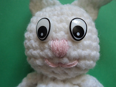 Amigurumi To Go Bigfoot Bunny : Ravelry: Little Bigfoot Bunny Crochet Pattern pattern by ...