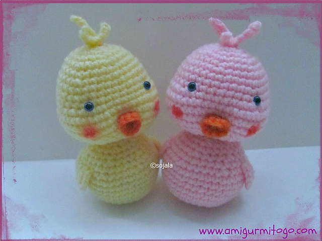 Lots and Lots of Easter Pattern Links!! - We Love Amigurumi