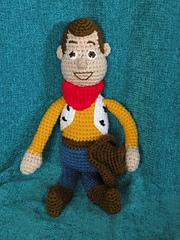 Ravelry: Woody amigurumi doll crochet pattern pattern by ...