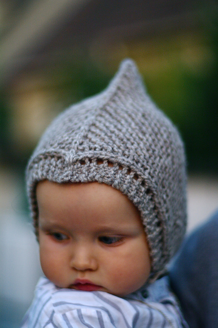 Baby Gnome Hat Knitting Pattern : Woolen Diversions: IS #13: Tiny Human Knits