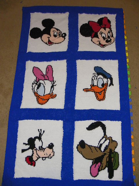 Sewing and Knitting Patterns Ideas: Disney Knitting Patterns