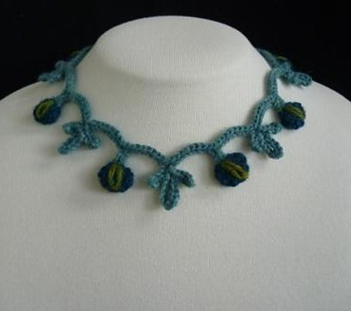Crochet Patterns Free Jewelry : Crochet Pattern Picks for April 2012 The Steady Hand