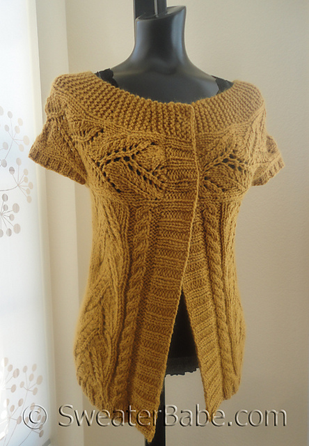 Drops Alaska Mustard_Cardigan_500_medium2