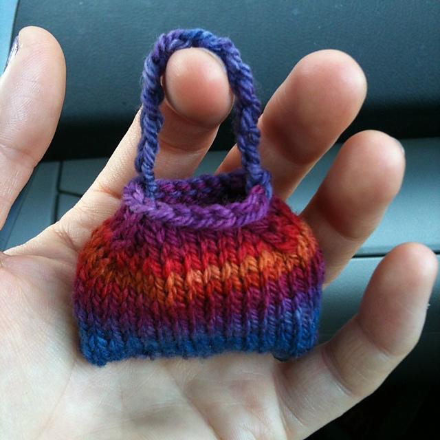 Emma's micro purse