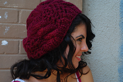 Chi-chi Slouchy Beret