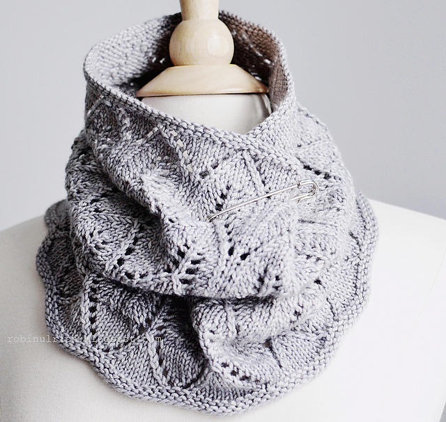 Robin Ulrich Studio New Knitting Pattern Greyhaven