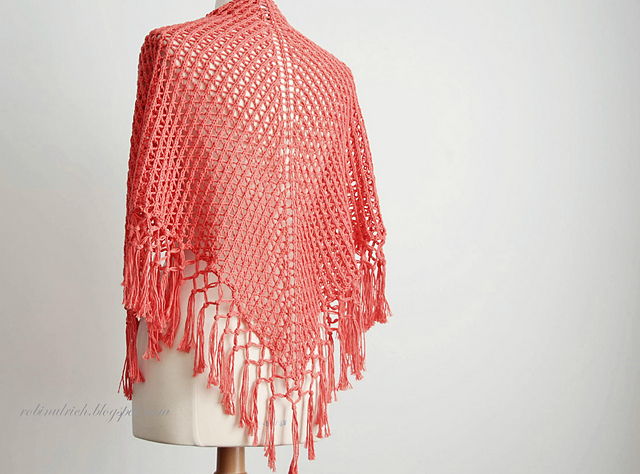 Sweetgrass Shawl