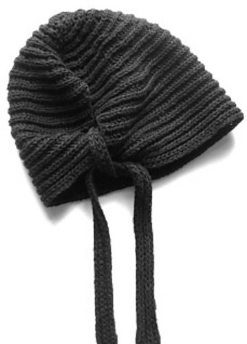 The Brioche Hood Hat by Valdis Vrang