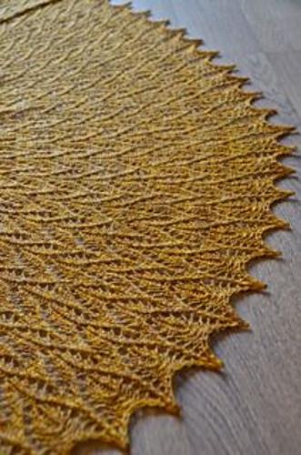Bjrge Knits New Shawl Patterns